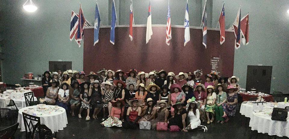 Women's Tea Fellowship (10/17/15)