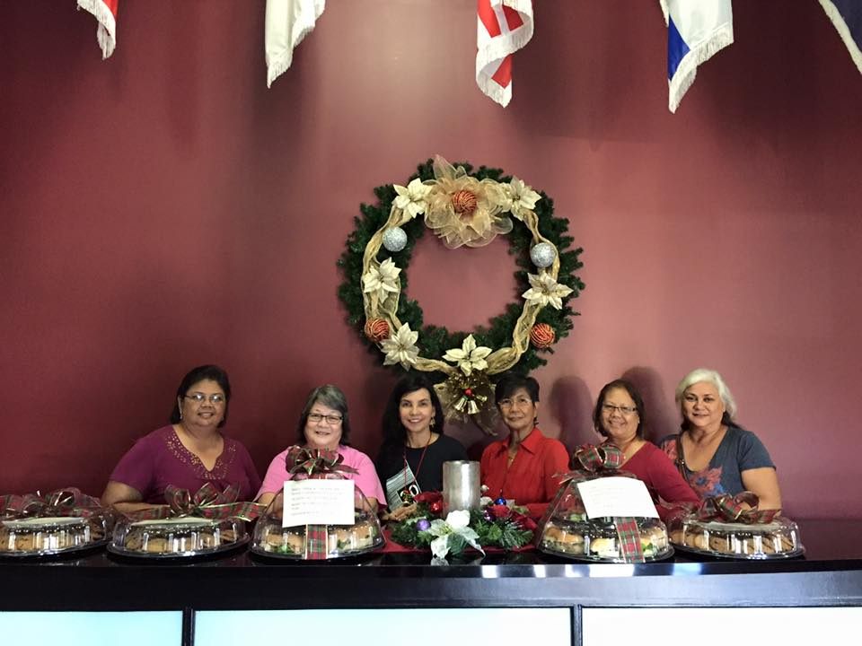 Christmas Cheers to the Dededo GFD, GPD and the Mayor's Office