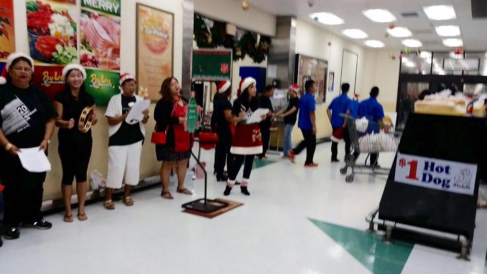 ALC Bell Ringers Tuesday (12/15/15)