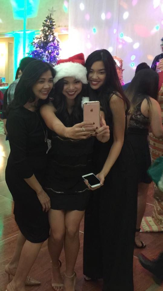 Christmas Party Pacific Star Hotel