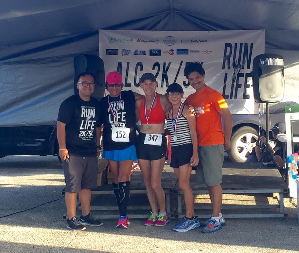 1st  Annual ALC Run for Life 11-19-2016