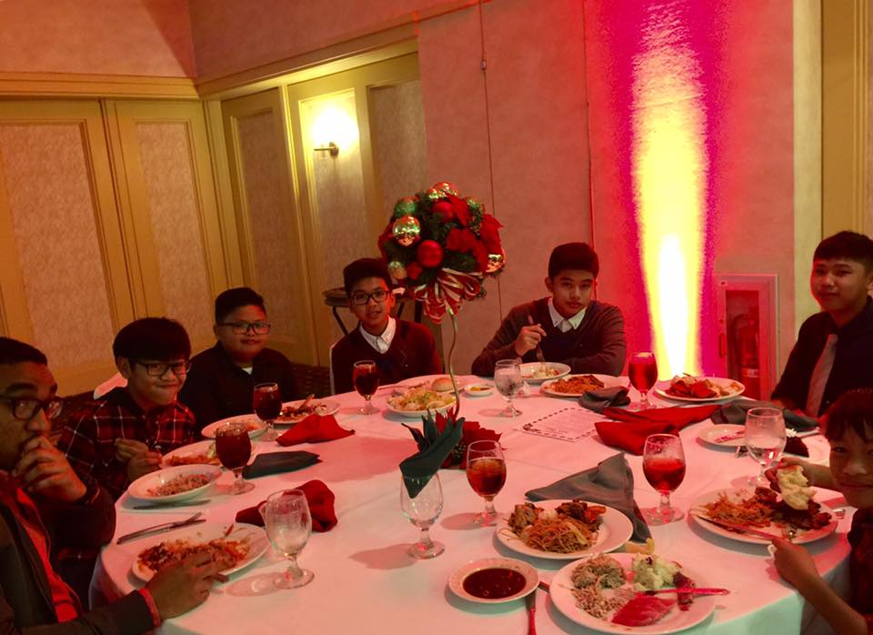 2016 Christmas Party Pacific Star Hotel