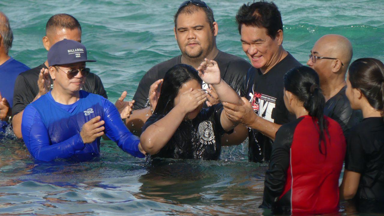 Water Baptism 2-26-2017