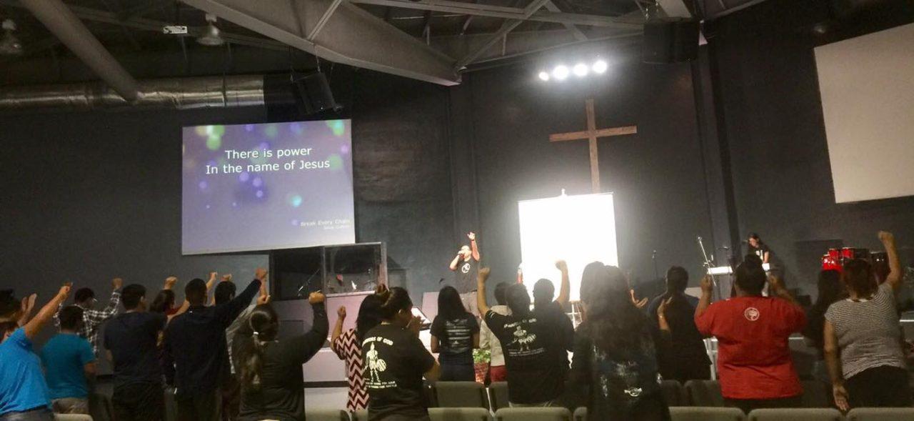 2017 March 3-4, 2017 Encounter w/ GOD